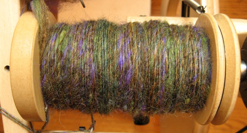 Kid Hollow BFL/mohair singles