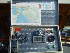 Navigation auf der Mritz (Pete Shacky) Tags: germany deutschland mritz