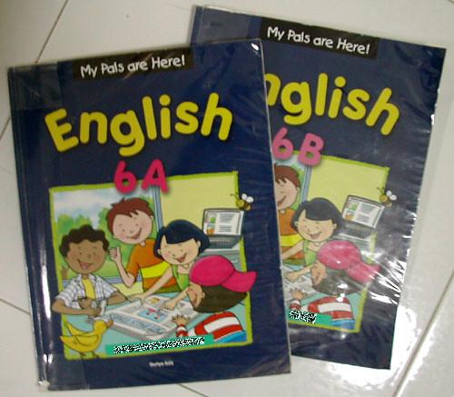 ESL Textbooks