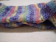 Crayon socks