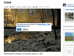 Step Four - Your Photo has been Added (Tom O'Neill) Tags: photo group help add howto instructions tutorial groups supershot