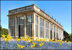 The Orangery, Belton House, Belton, Lincolnshire