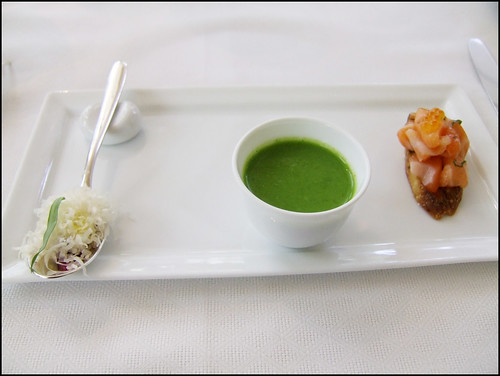 Jean Georges (New York) - Amuse bouche