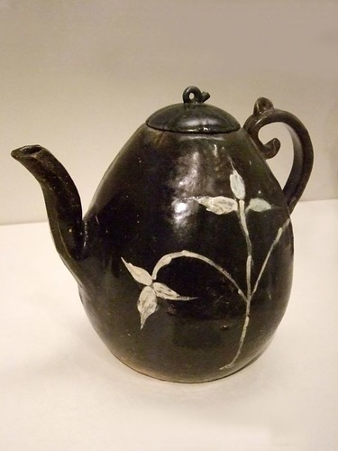 Ewer 1100-1150 Korea Goryeo dynasty Stoneware