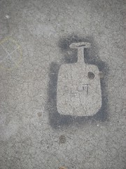 Stencil in the Mission