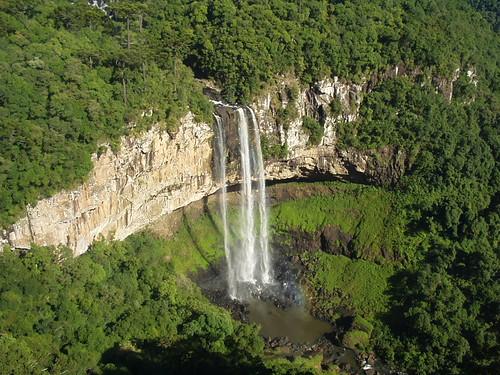 Cascata do Caracol - Gramado - RS - Brasil por benhurkopper.