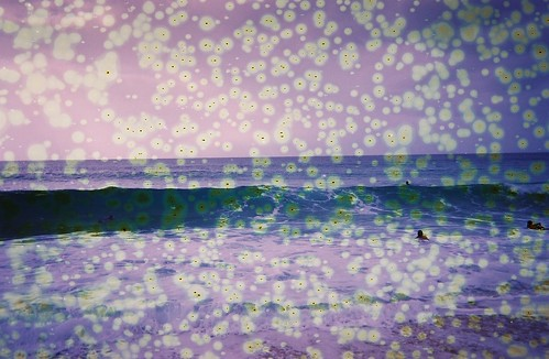 Surfs Up At Sunset Beach