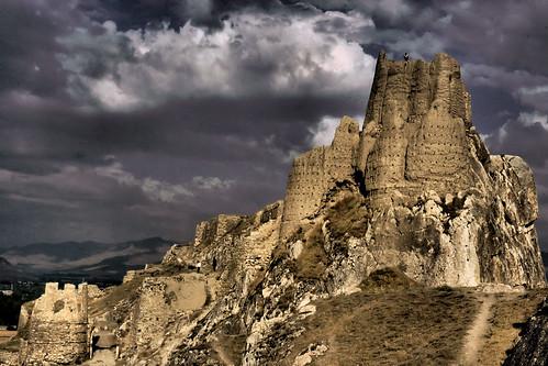Urartu Fortress, Van, Turkey