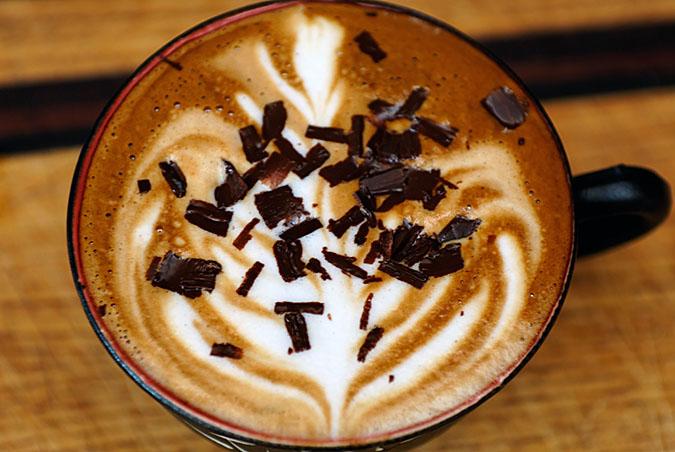 Chocolate latte3476