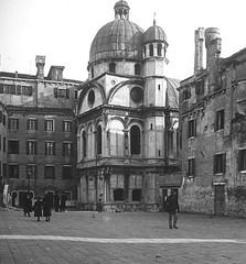 Venice, Italy - Santa Maria dei Miracoli Church