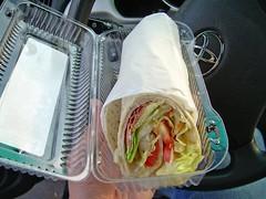 Turkey club wrap (Morton Fox) Tags: 15fav food turkey bacon nj wrap middlesex wawa conveniencestore northbrunswick