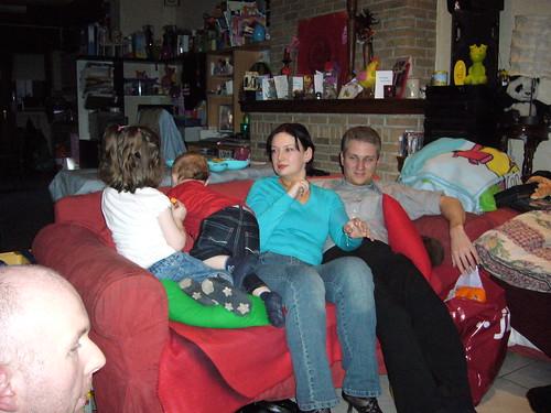 The kids with Did & Saskia