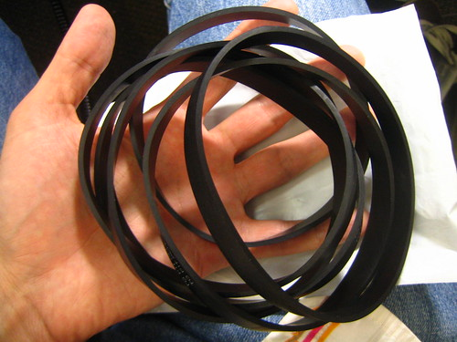 sanfrancisco belt ebay hand parts vacuum replacement belts part usps package 2007