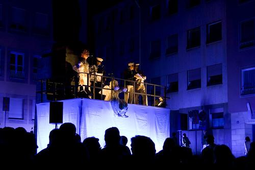 Blaue Nacht Nürnberg Seemannslieder