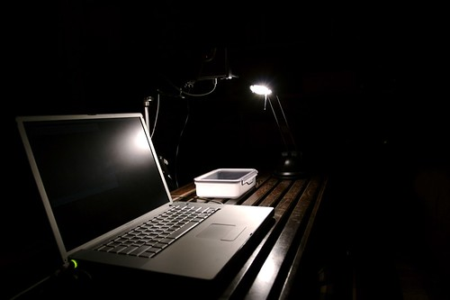 Light, Camera, Laptop. by AnthonyCarlucci