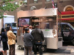 jamaican food, food cart, street food, new york street food