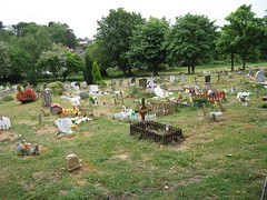Southampton Hollybrook Cemetery Children's Section