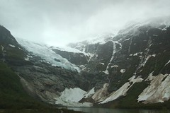 The glacier Byabreen, May 24 -07 (sunnfjording) Tags: norway glacier sognogfjordane byabreen