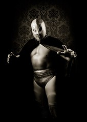 EL HIJO DEL SANTO (Mark Berry - Photographer & Graphic Designer) Tags: uk bristol la us losangeles nikon photographer mask designer famous personality luchador cult luchalibre writer mexicanwrestling d200 masked legend santo infamous fishman 2007 based whiteangel cassandro fanculture markberry superaplus aplusphoto diamondclassphotographer hotcherry cultpersonalities estoreric wwwhotcherrycouk