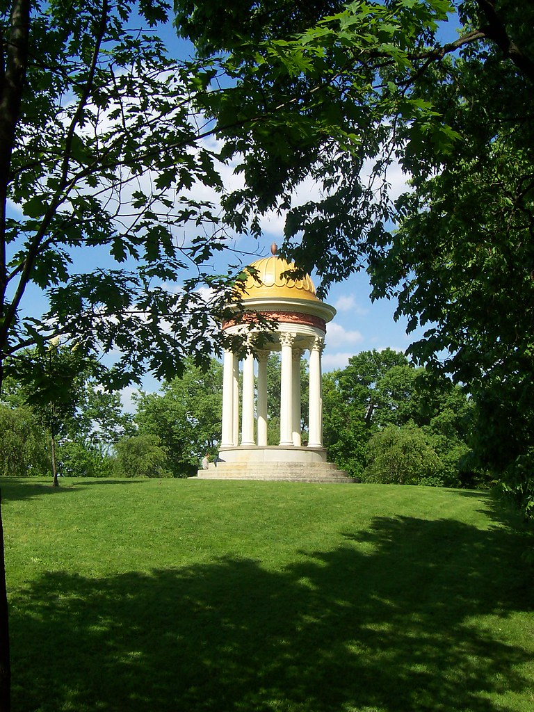 The Temple of Love, Mt. Storm Park