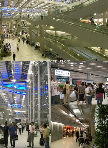Bangkok New Airport
