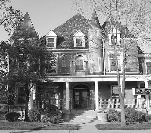 Historic East Grand Blvd Nursing Home