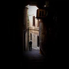 corsica (kiplingflu) Tags: street old man walking corse corsica more ajaccio resistance steegje