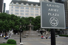 NYC - Grand Army Plaza by wallyg, on Flickr