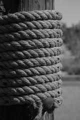Kwt rope.. (shooshee-T) Tags: bw island blackwhite rope kuwait q8 kwt failaka    failakaisland     coolestphotographers shooshee