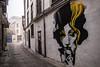"... ""Non Sancta"" ... (Lanpernas 3.0) Tags: arte art arteenlacalle artecontemporaneo artecallejero streetart street zamora morocco marlenedietrich retrato amyjolly icono sony 2016 graffiti"