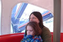 Me and Jack on the Baseball Ferris Wheel