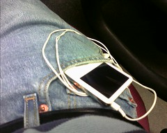 ipod out of my Pocket