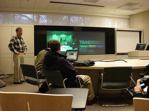 Videoconferencing Room