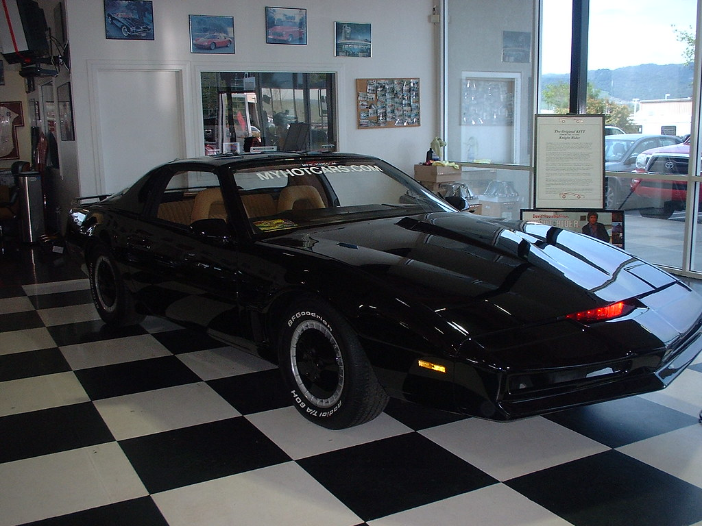 KNIGHT RIDER CARS FOR SALE