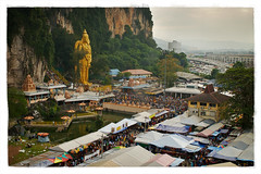 Batu Caves - by shutupyourface