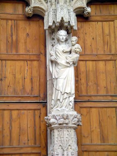 virgen de la Puerta del Mirador