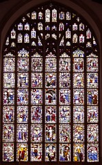 St Peter Mancroft: interactive east window (Simon_K) Tags: christmas xmas church glass beautiful architecture bravo symbol god faith norfolk churches stainedglass noel medieval stjohn christian norwich christianity bethlehem perpendicular annunciation nativity 1000 stcatherine ascension crucifixion assumption eastanglia stpeter babyjesus symbolism adoration davincicode lastsupper resurrection tracery ststephen colouredglass 15thcentury stcecilia mancroft stpetermancroft stfaith visitiation wwwnorfolkchurchescouk