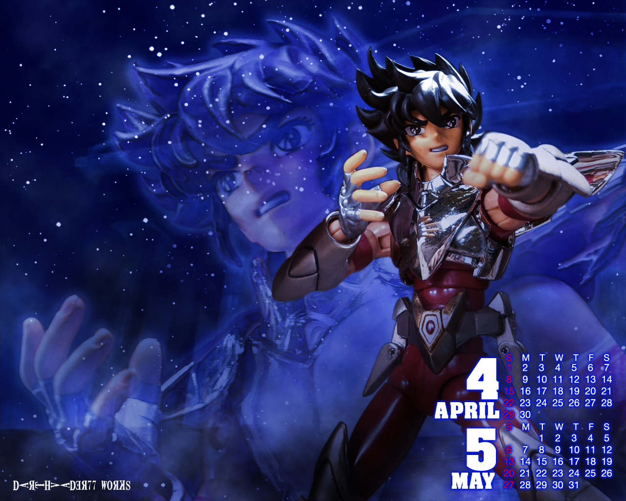 Superhero Wallpapers-Saint Seiya 4