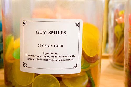 gum smiles