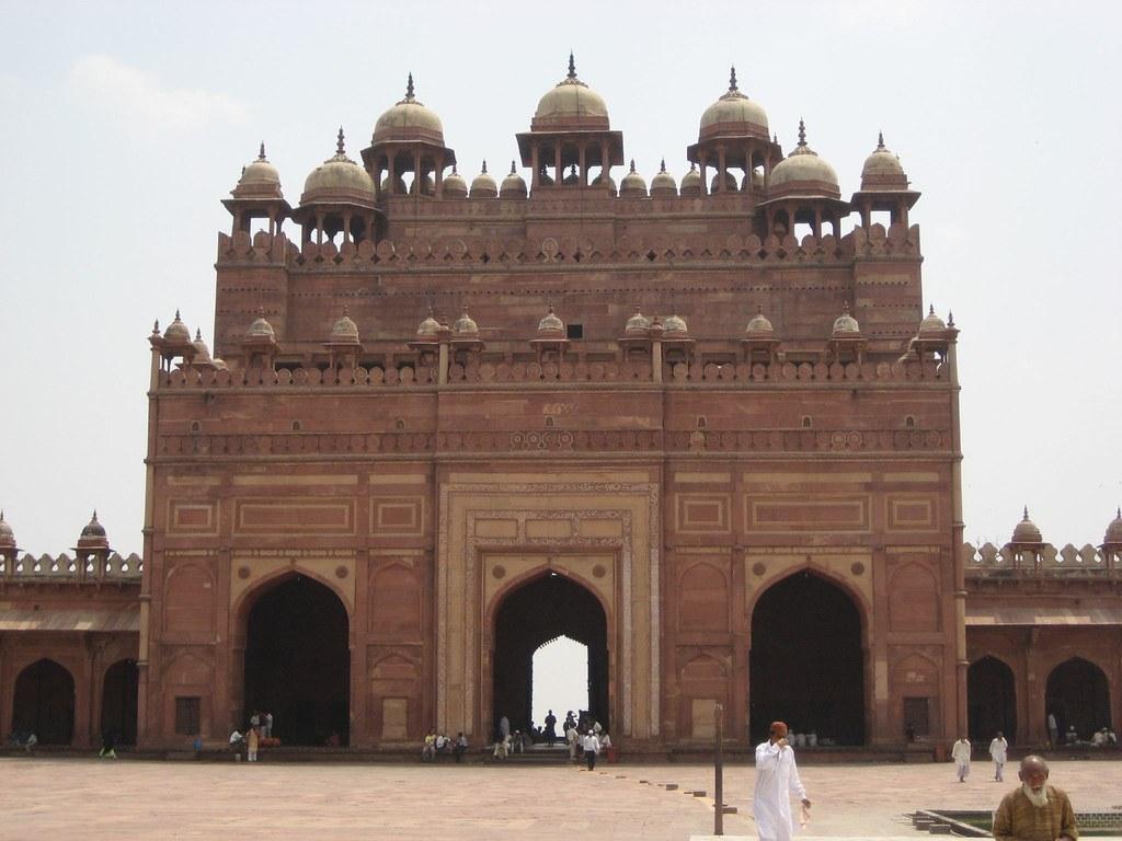 Fatehpur Sikri Gate