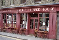 Picture of Market Coffee House, E1 6AG