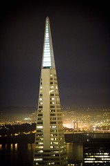 Aspire (Thomas Hawk) Tags: sanfrancisco california usa building topf25 architecture downtown cityscape unitedstates 10 unitedstatesofamerica william fav20 financialdistrict transamerica transamericapyramid transamericabuilding pereira fav10 williampereira fav25 williamlpereira pereria superfave pymarid