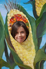 Corny girl
