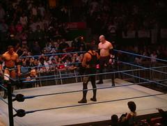 Smackdown! - Palaverde, Villorba 20-4-2007 (streetspirit73) Tags: italy wrestling wrestler kane treviso smackdown superstars undertaker batista villorba ecw palaverde