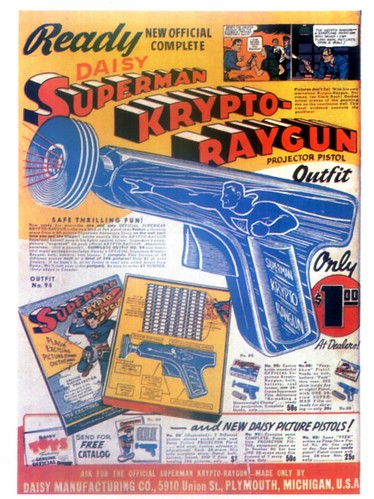 supermanraygun