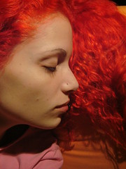 hair on fire - by deadoll