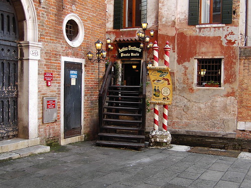 Old restaurant
