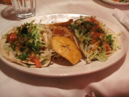 Pork Tico Tacos