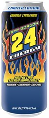 Jeff Gordon 24 Energy Drink