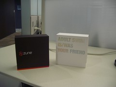 Adult Swim Zune Limited Edition (500 pcs)